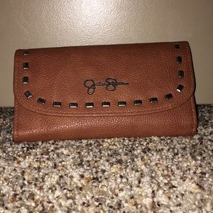 Gently used wallet clutch